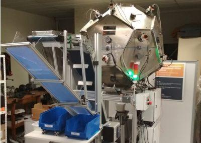 Tecnología y prototipos para inspección industrial